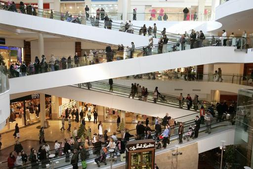 Loans tied to Dundrum Town Centre sold for more than €1bn last year