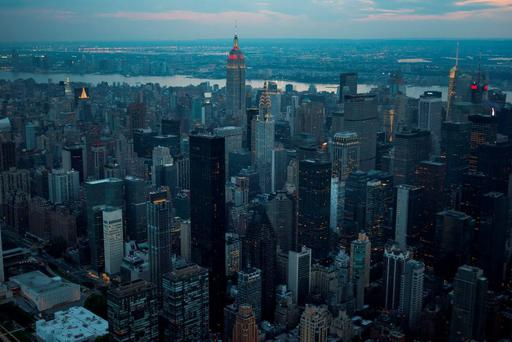 There is now a glut of luxury apartments in New York City