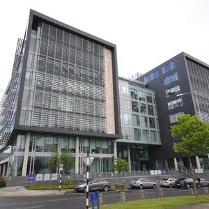 European arm of American property giant agrees terms to buy the Chase Building in Sandyford, South Dublin, for €62.5m