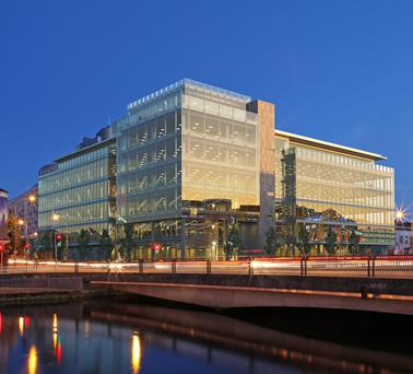 One Albert Quay, which opened last week in Cork