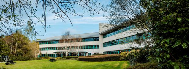 Colliers is seeking €22m for Building 2 South County Business Park