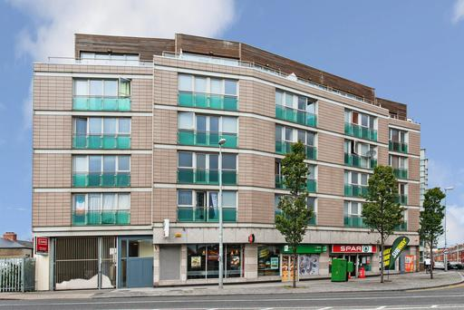 The Ice Rink apartment development in Dolphin's Barn is on the block for €2.5m