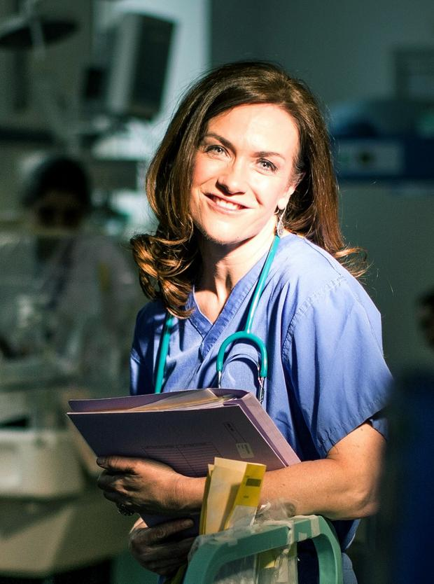 Dr Rhona Mahony, the Master of the National Maternity Hospital in Holles Street.