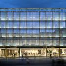 Green Reit is in the process of building this property at Dawson Street in Dublin 2