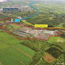 Savills is seeking €10m for this Wicklow Business Park