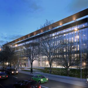 The pre-letting of the Vertium office block in Dublin 4 to Amazon was one of the biggest deals of the year so far