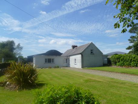 House and farm for sale at Killanne, Co Wexford
