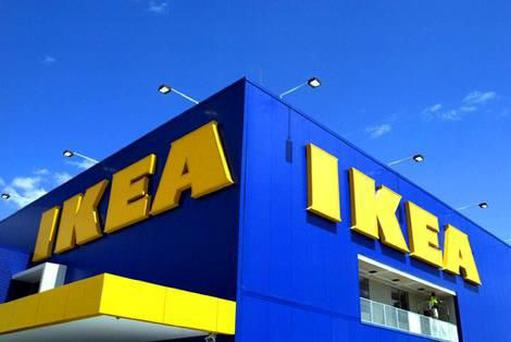 Swedish furniture giant Ikea.