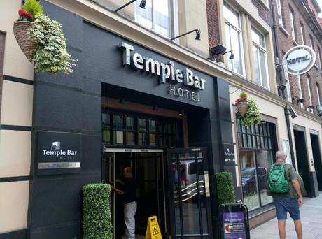 Pyramid Hotel Group sold the Temple Bar Hotel after two years