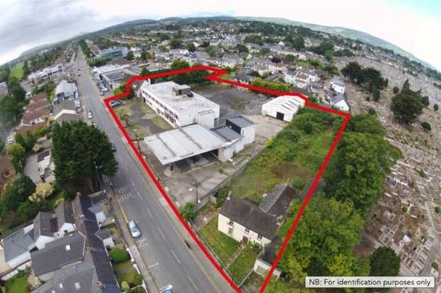 €4.75m-€5.25m is being quoted for a site at Deansgrange, south Dublin