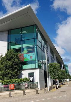 The Park Academy at the Beacon in the Sandyford Business District, Dublin
