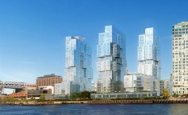 420 Kent on the Williamsburg waterfront — with projected rents of $2,400 for a studio — is being developed by Eliot Spitzerthe