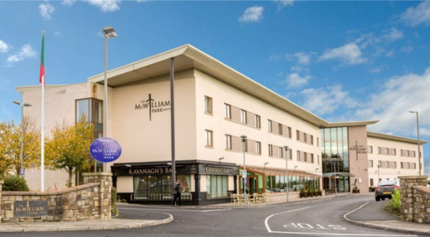 Four-star McWilliam Park Hotel in Co Mayo for €9m
