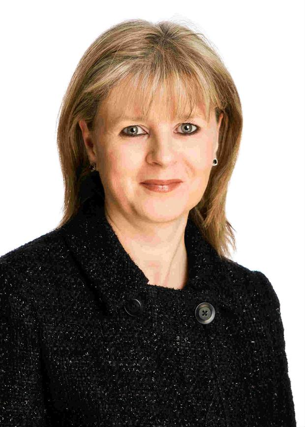 Marie Hunt executive director and head of research at CBRE Ireland