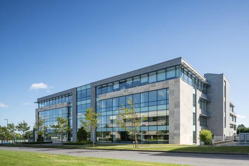 Spear Street Capital has acquired office blocks at Cherrywood Business Park in south Dublin