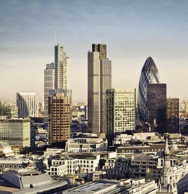 London has taken the top spot in the European Cities and Regions of the future (stock picture)