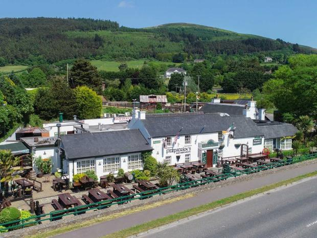 Fitzpatrick's Bar & Restaurant in Co Louth