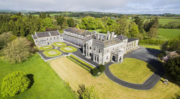 Mansion with 43 acres of land for sale in Ardagh