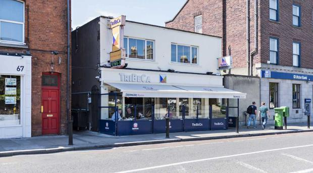 Popular Ranelagh eatery Tribeca on the market for €2.1m