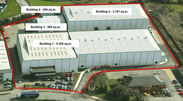 Tenants needed at D15 business park