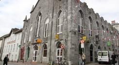 Cathedral Buildings situated in the heart of Galway City