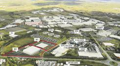 Clyde Real Estate has bought the BC1 unit at Ballycoolin Business Park. Unit BC2 is also for sale