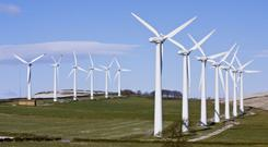 """""""Because of the intermittent nature of wind, we always make sure there is conventional electricity generation available to keep the lights on when it is not blowing."""""""