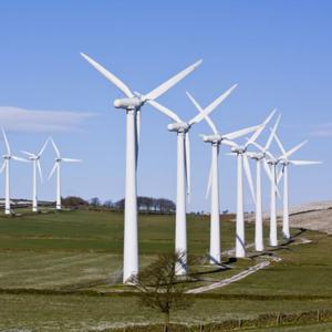 """Because of the intermittent nature of wind, we always make sure there is conventional electricity generation available to keep the lights on when it is not blowing."""