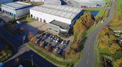 For rent: Unit 1 Northern Cross Business Park in Finglas, Dublin 11