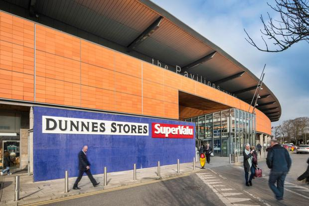 On the up: Rents in the Pavilions shopping centre are trending upwards at €2,500 per sq m, according to Cushman & Wakefield's Retail Shopping Centre Market Snapshot