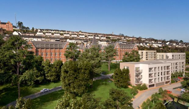 Rebel cause: the former Magdalene laundry site has full planning permission for 182 apartments, 20 townhouses and a crèche facility
