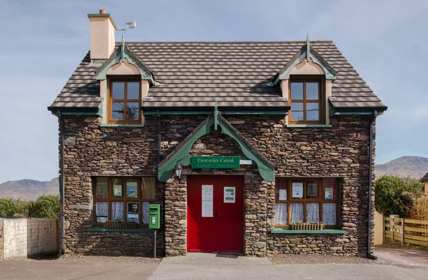Online auction: Mount Brandon Hostel, Cloghane Village, on the Dingle Peninsula, Co Kerry has a €575,000 guide price