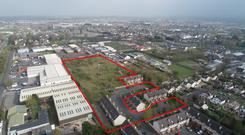 Development and investment property in Tanner Hall, Athy Road, Carlow offered for a €1.5 million guide price