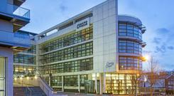 Trends: Corrig Court offices in Sandyford, Dublin 18 which recently sold for €12.25m. showing there is still demand for property in the sub €20m price range. The sales agents were QRE and Savillls