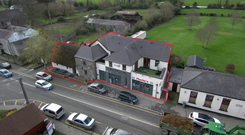 Mixed use: Gaia Cottage, Main Street, Ballyboughal