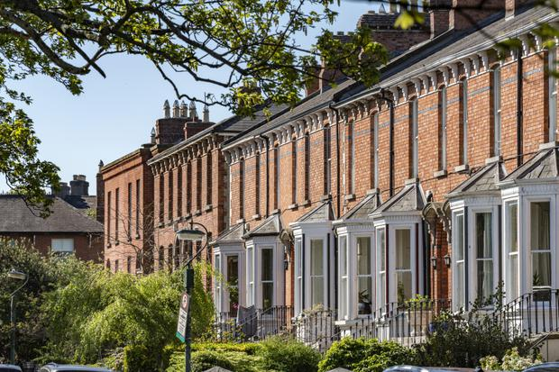 Streetscape: The Edwardian houses that made up part of The Belgrave Collection