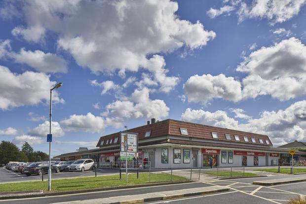 Centre 'meets needs of its catchment': SuperValu anchors the nine retail units at Orwell Shopping Centre in Templeogue, which has been bought for €7.8m