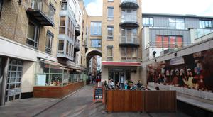 Last supper: The family firm of Mick Wallace developed the city centre complex