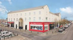 Units 1, 3, 4, 5, 7 and 8 Courtyard Shopping Centre, Newbridge, Co Kildare