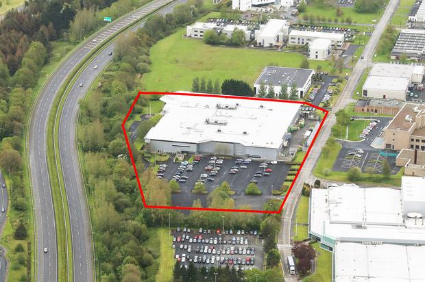 For sale: Facility being sold by Vertiv