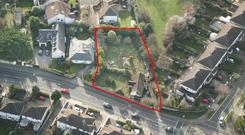 Residential: The site at Stockwell, on Sandyford Road, in Dundrum, has got full planning permission for eight apartment and duplex units