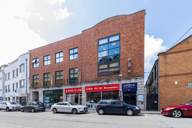 Investment: The Swords portfolio included retail and office units