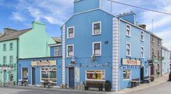 In tune: Sextons in Kinvara is noted for music sessions
