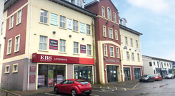 McKendrick Place in Letterkenny, part of a portfolio of commercial and residential property in Co Donegal that sold for €4.85m