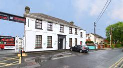 Star lot: Ardee House, River Road, Main Street, Blanchardstown, Dublin 15, has a guide price of €540,000