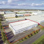 Leased out: Units 9A and 9B Park West Industrial Park in west Dublin is going for €3.05m