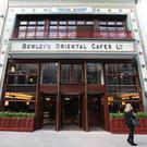Refurbished: Bewley's Café on Grafton Street reopened in 2017