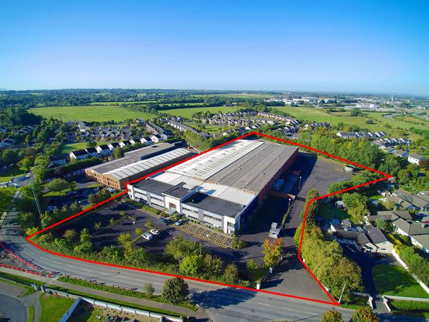 Turnkey condition: The facility near Naas