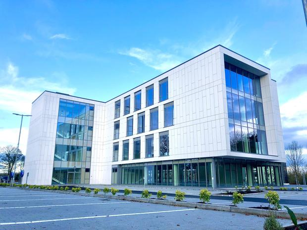 Office development: Fine Grain has completed construction of Hawthorn house in Limerick