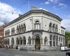 The AIB branch on Dame Street.